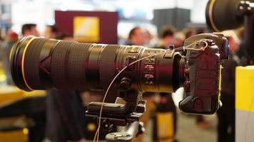 Nikon's new NIKKOR 180-400mm f/4E TC1.4 FL ED VR super-telephoto lens