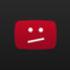 Image of YouTube error face