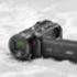 GZ-RY980 sitting in snow