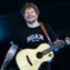 Image of Ed Sheeran on stage