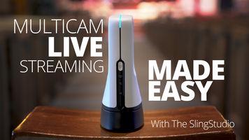 Multicam Live Streaming Made Easy