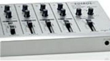 Test Bench:Edirol M-10E audio mixer