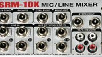 Nady SRM-10X Audio Mixer Review