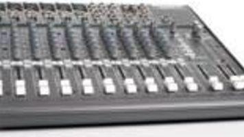 Mackie 1402-VLZ Pro Audio Mixer Review