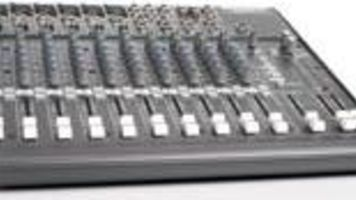 Mackie 1402-VLZ Pro Audio Mixer Review