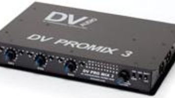 Professional Sound Corp. DV Promix 3 Portable Audio Mixer Review