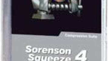 Sorenson Squeeze Compression Suite 4.5 Video Compression Software Review