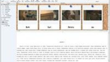 Storyist v1.3.6 Novel and Screenwriting Software Review