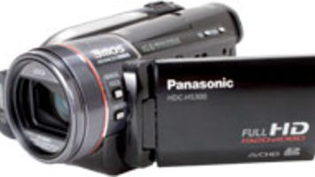 Videomaker's 2009 Best Hard Drive Camcorder: Panasonic HDC-HS300 AVCHD Camcorder Review