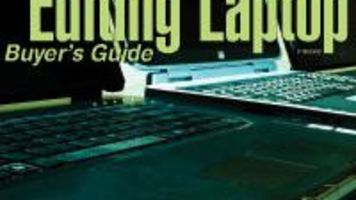 Editing Laptop Buyer's Guide
