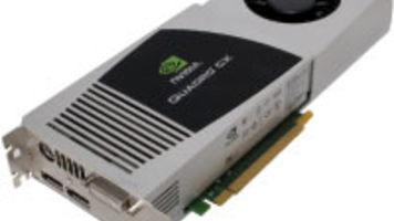 Videomaker's 2009 Best Display Hardware: NVIDIA Quadro CX Video Card Review