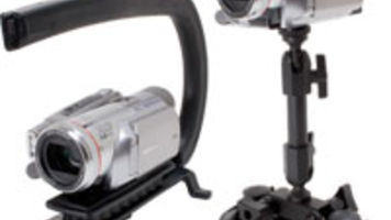 Delkin Fat Gecko & Cam Caddie Scorpion Camcorder Support Review