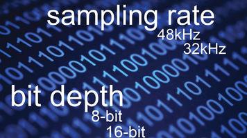 Digital Audio Sampling
