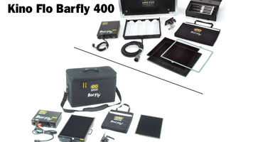 Kino Flo BarFly 400 & BarFly 200 Kits  Reviewed