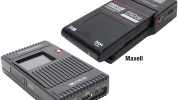 Maxell iVDR VC102 Direct-to-Disk Video Capture Adapter and Nexto NVS 2500 Video Storage Pro Review