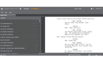 Adobe Story Online Scriptwriting Solution Review