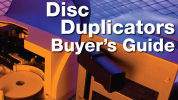 Disc Duplicators Buyer's Guide