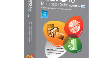 Nero Multimedia Suite 10 Platinum HD Introductory Editing Software Review