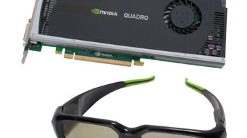 NVIDIA Quadro 4000 Graphics Card and 3D Vision Reviewed