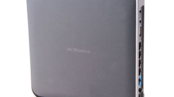 Buffalo Technology AirStation AC1300/N900 Gigabit Dual Band Wireless Router WZR-D1800H Review