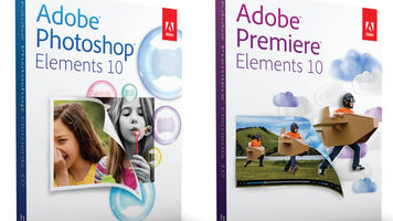 Adobe Premiere/Photoshop Elements 10 Editing Software Review