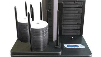 Vinpower Digital Aero VI Robotic Autoloader Duplicator Review