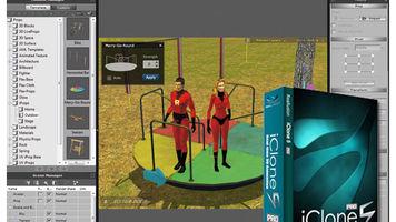 reallusion-iclone-5-software