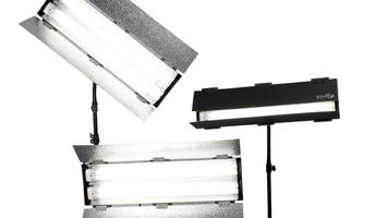 The Digital Juice Aura Three-Point Lighting Kit