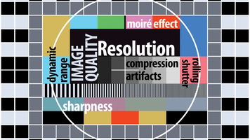 Image listing resolution and image quality considerations