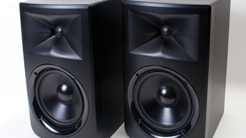 Picture of the JBL LSR308 3 Series Studio Monitors