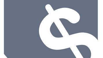 Graphic of a dollar sign