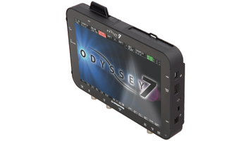 The Odyssey7 from Convergent Design is a beautiful field monitor and a powerful HD video recorder.
