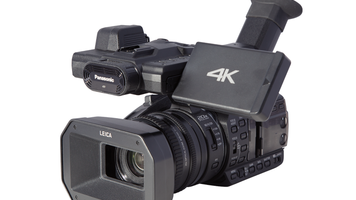 The Panasonic HC-X1000 offers an affordable 4K solution.