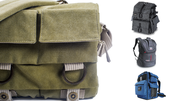 Camera Bags -The Ultimate Insurance Policy for Your Video Equipment