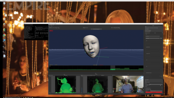 Using an XBOX Kinect One for Motion Capture