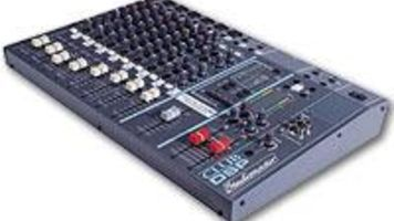 Benchmark: Studiomaster Club2000 102 DSP Audio Mixer