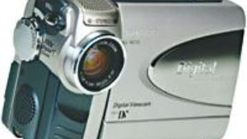 Mini DV Camcorder Review: Sharp VL-NZ10U