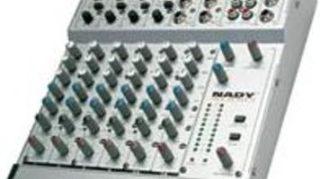 Test Bench:Nady SRM-8 Audio Mixer