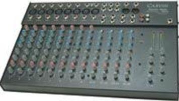 Test Bench:Carvin StudioMate SM162 Audio Mixer