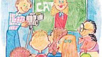 Kindergarten Yearbook Videos