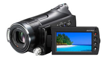 Sony Announces New HDR-CX12 HD Camcorder
