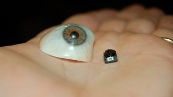 Webcam Eyes