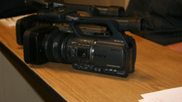 Live at Videomaker: Sony FX1000 HDV Camcorder
