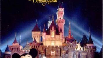 Video recording in Disneyland