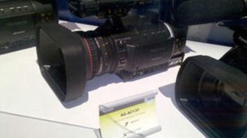 Panasonic Announces new AVCCAM HD Handheld Camcorders
