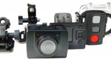 Swim with the Swann Freestyle HD Action Video Camera