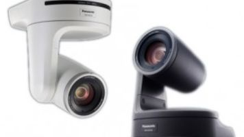 Panasonic Releases New AW-HE120 Pan Tilt and Zoom Camcorder