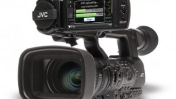 NAB 2012: JVC's Three Cameras You Must See