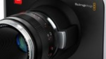 NAB 2012 Spotlight: Blackmagic Cinema Camera - Camera