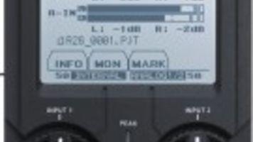 NAB 2012 Best Accessory: Roland R26 Portable 6 Track Audio Recorder